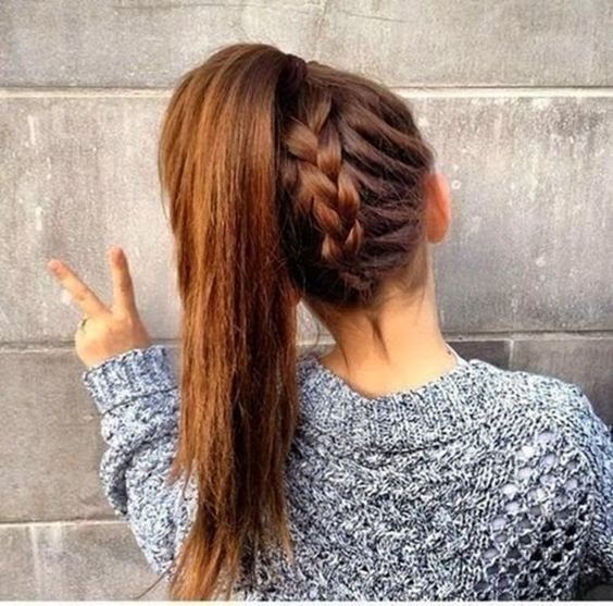 Cute Hairstyles for Teen Girls 6
