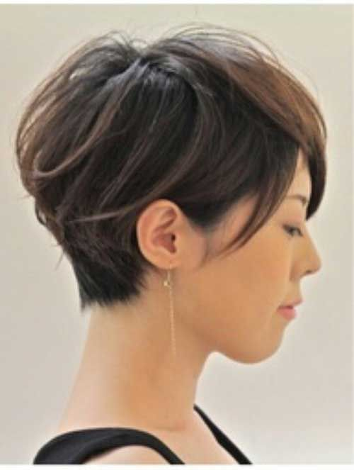 Stylish Long Pixie Cuts