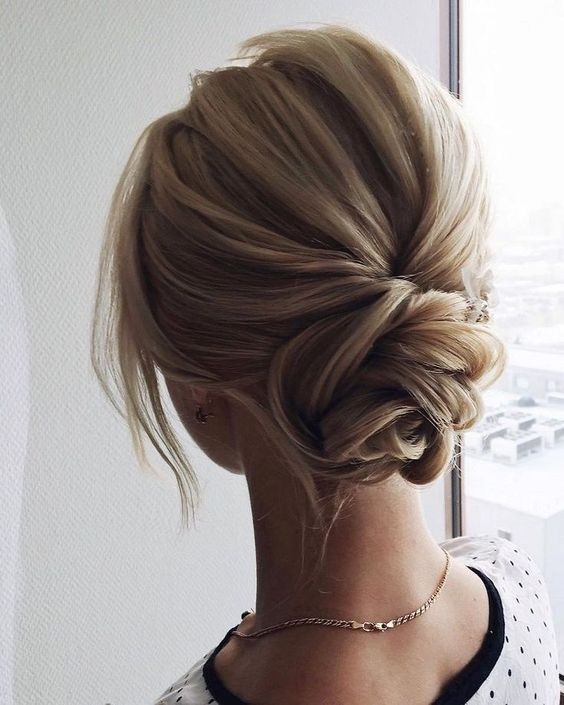 Beautiful Bridal Updos Wedding Hairstyles For A Romantic Bridal