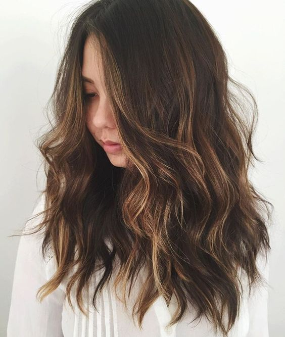 Beautiful Long Layered Haircut 2