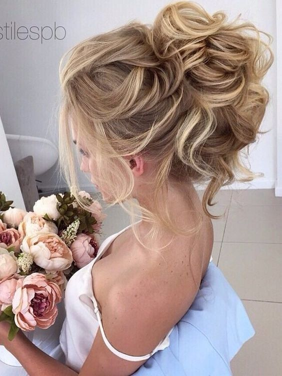 Beautiful Wedding Hairstyles for Brides