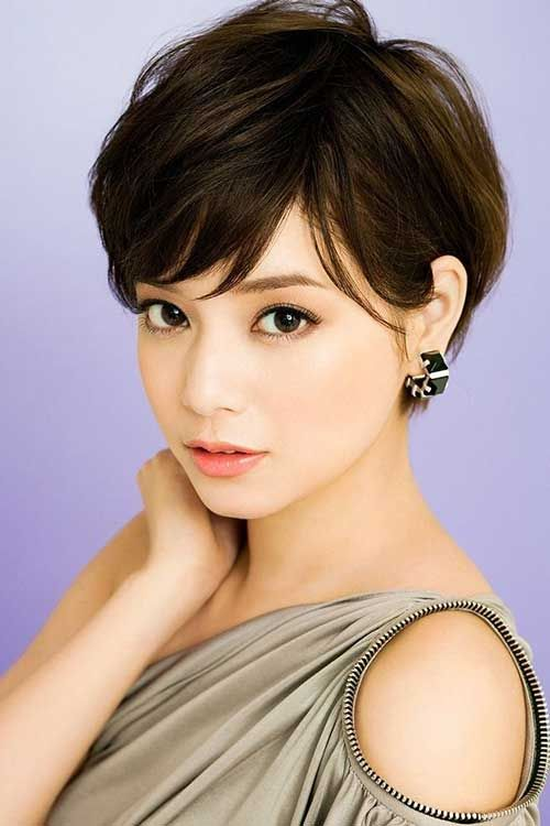 19 Cute Short Asian Hairstyles Hairstylezonex
