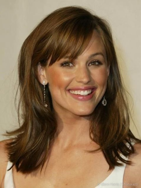 27 Best Medium Length Hairstyles With Bangs 2019 Hairstyle