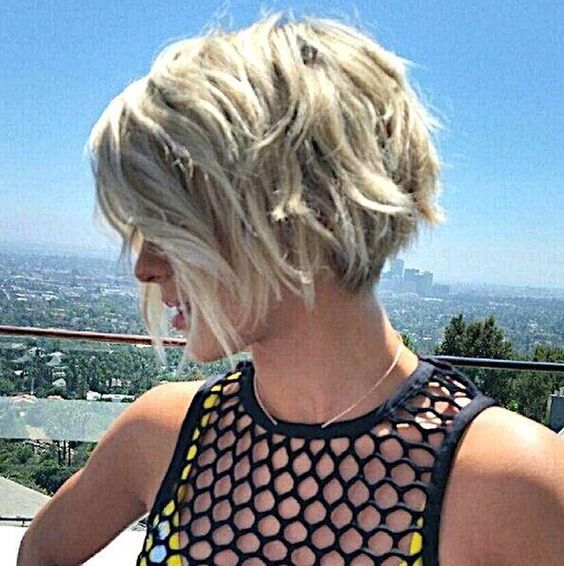 Best New Short Layered Bob Hairstyles