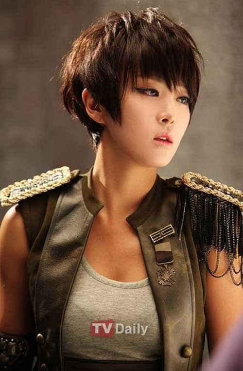 19 Cute Short Asian Hairstyles - HAIRSTYLE ZONE X