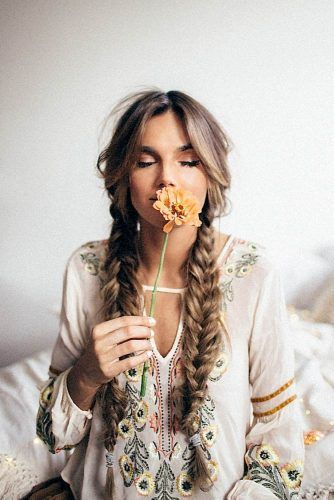 Boho Hairstyles You'll Want to Wear
