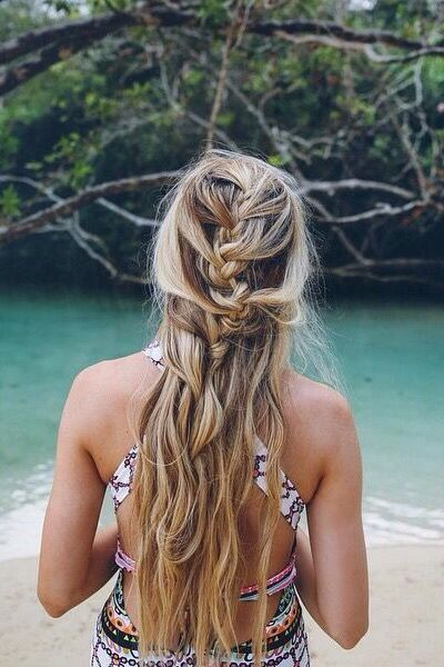 Boho Hairstyles with Braids 2019