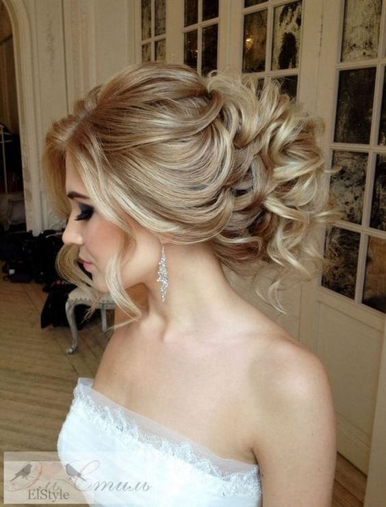 Bridal Wedding Hairstyles for Long Hair 2019