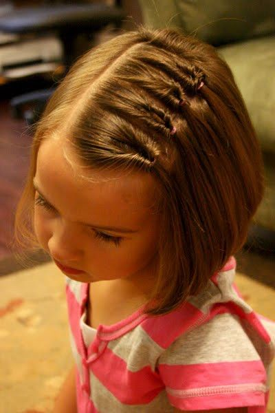 Cool Hairstyles for Little Girls 5