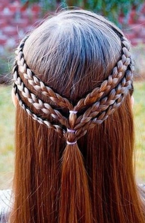 Cute & Cool Hairstyles for Girls – for Short, Long & Medium & Curly Hair