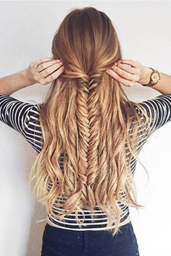 Cute Hairstyles for Teen Girls 3