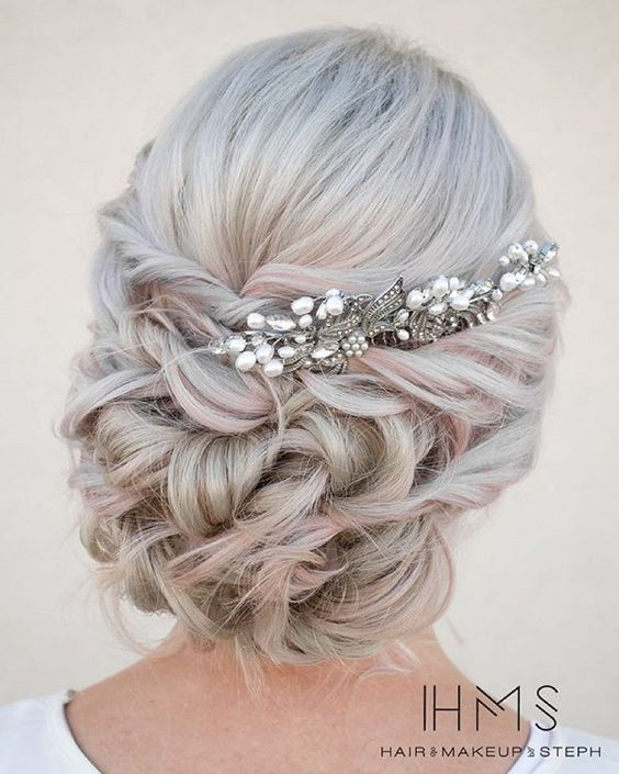 Drop-dead Gorgeous Quinceanera Updo Hairstyles