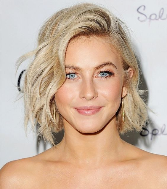 Easy hairstyles that make your face look slimmer