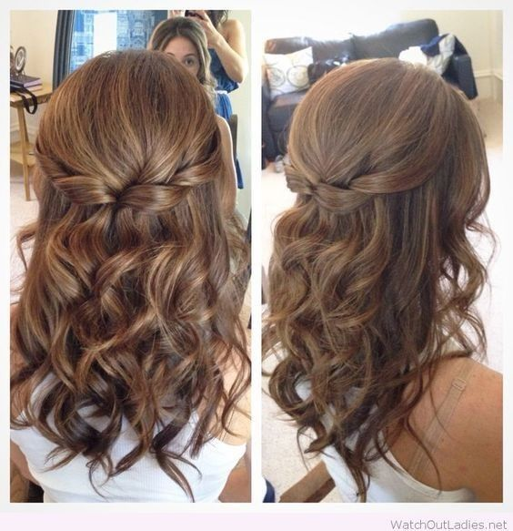 Elegant Hairstyles for Prom Best Prom Hair Styles 2019