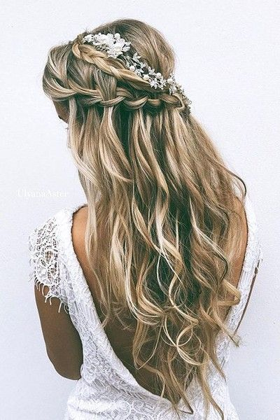 Elegant Wedding Hairstyles With Headpieces