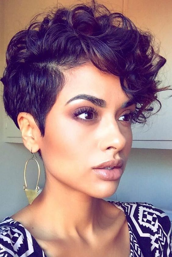 Everyday Short Hairstyles for Black Women
