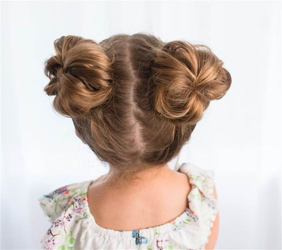 Fast, easy, cute hairstyles for girls