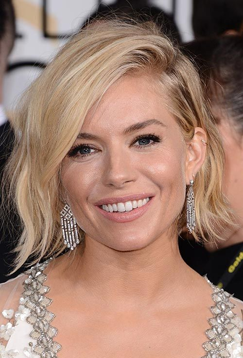 Golden Globes 2019 Celebrity Hairstyles and Makeup