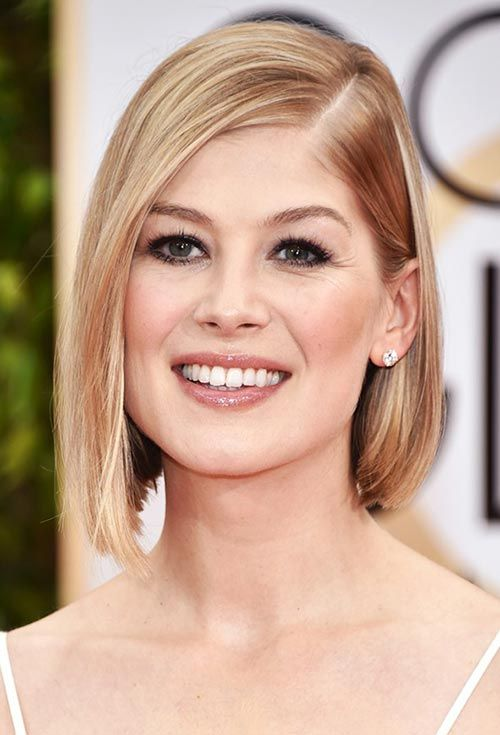 Golden Globes Celebrity Hairstyles and Makeup