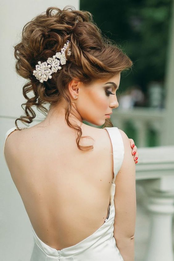 Gorgeous Wedding Hairstyles 6