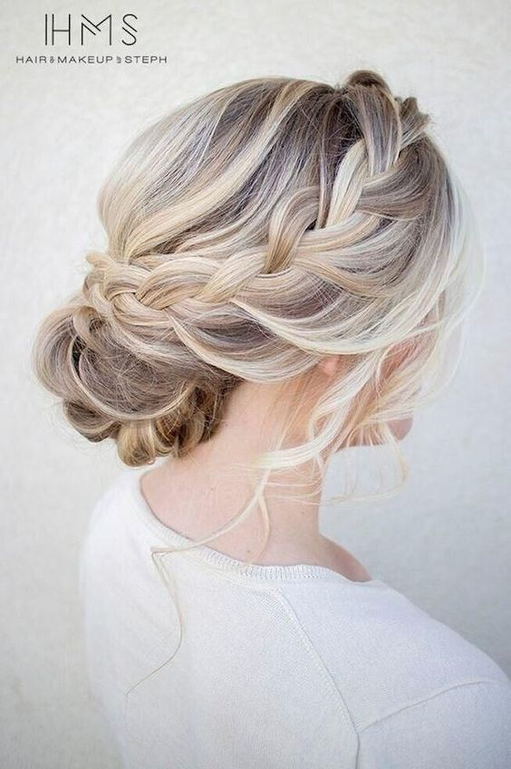 Gorgeous Wedding Updos For Every Bride 2019