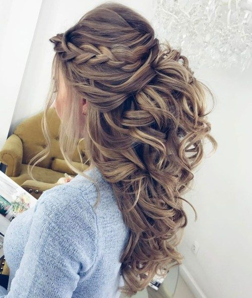 Half Updos for Your Perfect Everyday and Party Looks
