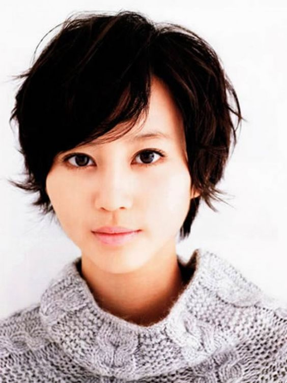 Japanese Popular Short Hairstyles