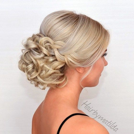 Most Delightful Prom Updos for Long Hair in 2019