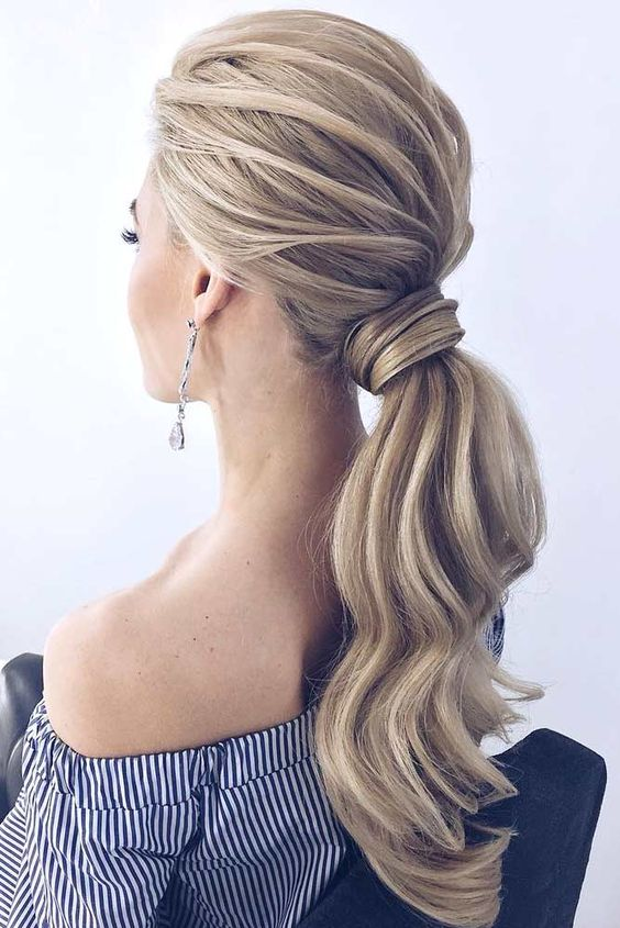 Most Elegant Hairstyles for Long Length