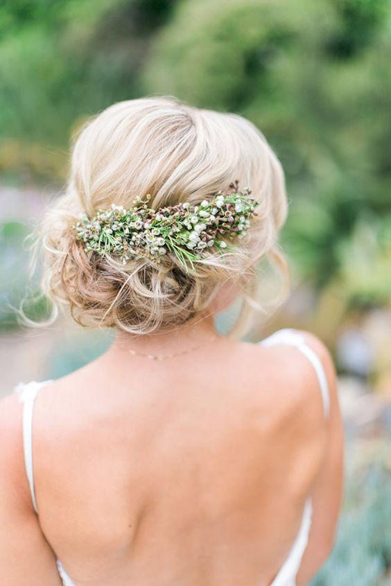 Most Elegant and Beautiful Wedding Hairstyles