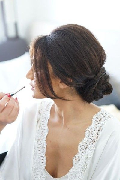 Most-Pinned Beautiful Bridal Updos