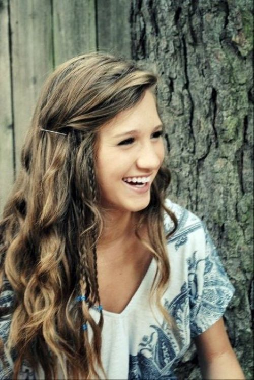 Most Popular Teen Girl Hairstyles