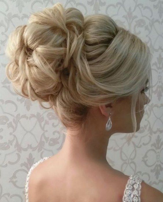 Most Romantic Wedding Hairstyles For Long Hair