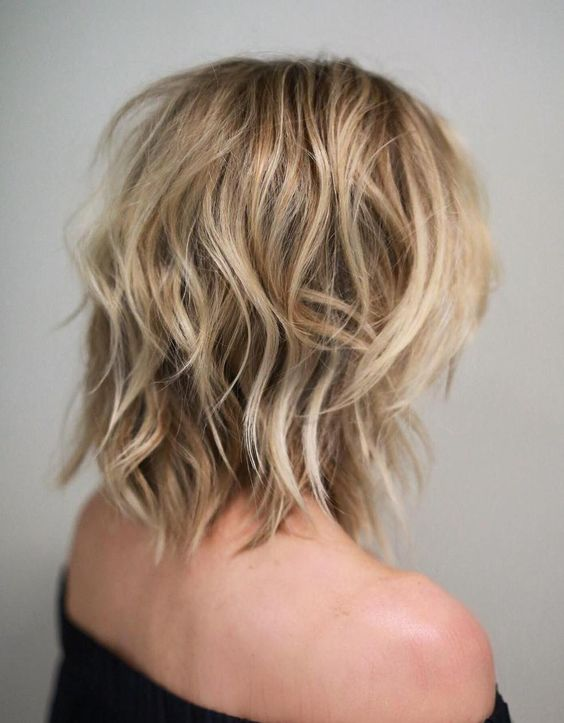 Most Universal Modern Shag Haircut Solutions