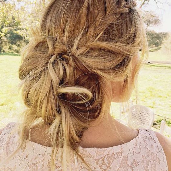 New Boho Hairstyle Is Pitch-Perfect
