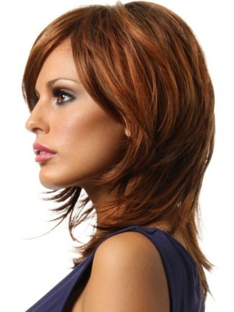 Professional Medium To Long hairstyles