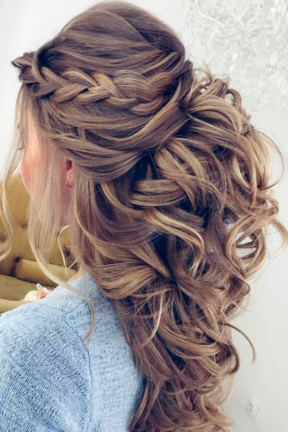 Romantic Wedding Hair Styles for Your Perfect Look