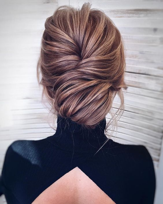Sexy Updo Hairstyles 2019