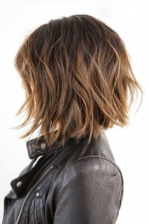 Short Bob Hairstyles Thick Hair
