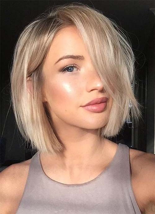 Short Hairstyles for Women 5