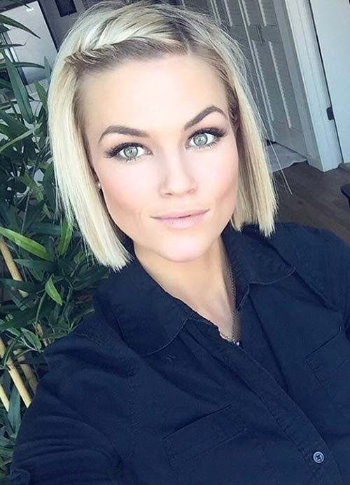 Best Cool Short Haircuts For Women 2019 - HAIRSTYLE ZONE X