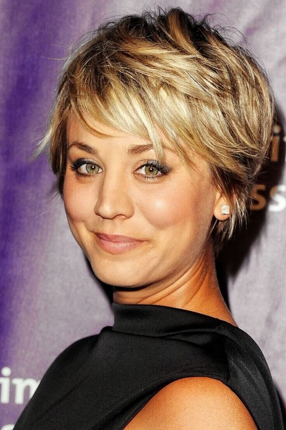 Short haircut ideas for thinning hair