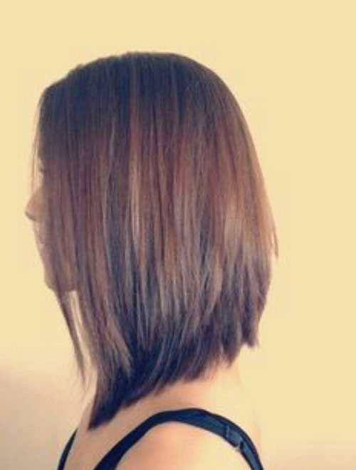 Super Cute Medium Haircuts 2