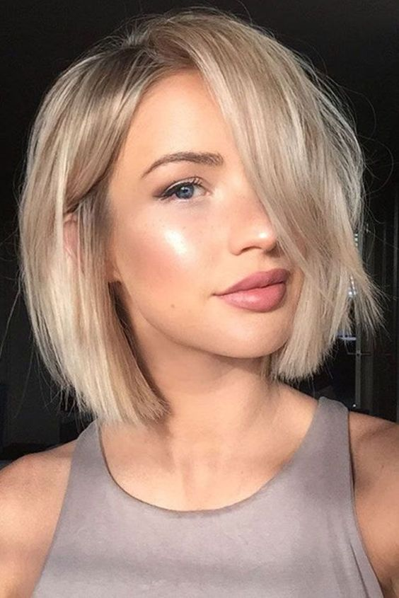 Superb Medium Length Hairstyles For An Amazing Look 2