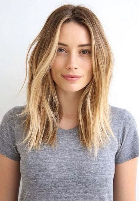 Teen medium length hairstyles 2019