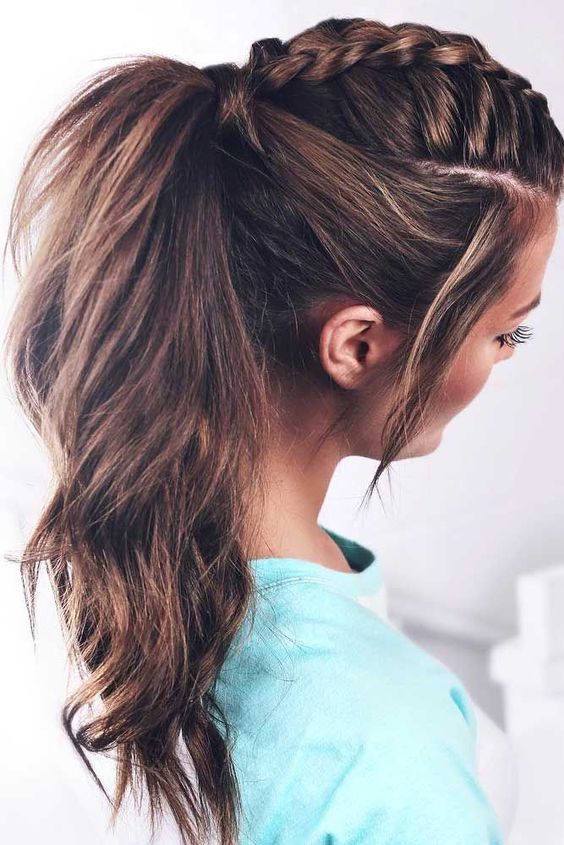 Totally Trendy Prom Hairstyles for 2019