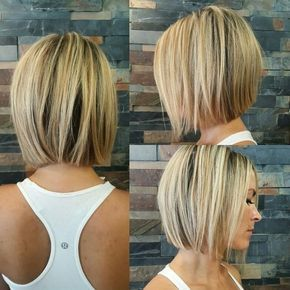 Trendy Bob Short Hair Cuts for Women
