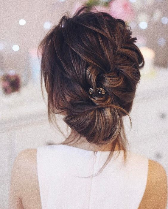 Updos for Medium Length Hair from Top Salon Stylists