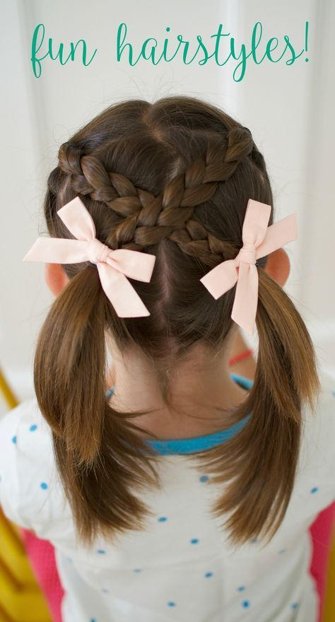 Very Easy Hair Styles for Girls