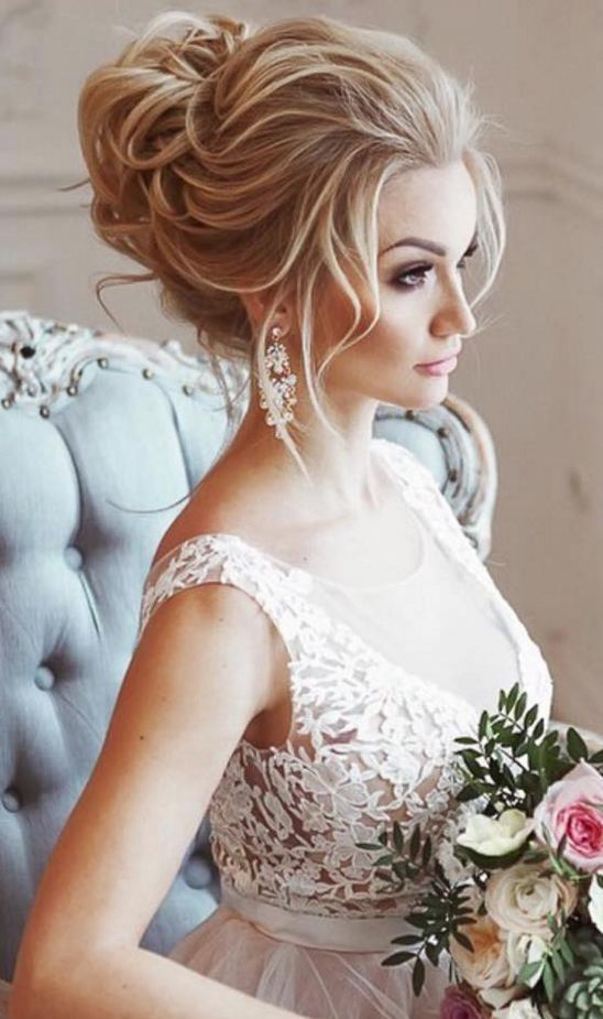 Wedding Hairstyle Inspiration 7